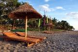 Mindoro - Apo Reef Resort, Strand 2013