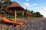 Mindoro - Apo Reef Resort, Strand
