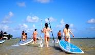 Mauritius Bel Ombre KiteGlobing Station SUP