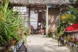 Prea - Rancho do Peixe, Spa Bereich im Garten