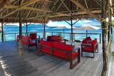 West Papua - Papua Explorer, Loungebereich