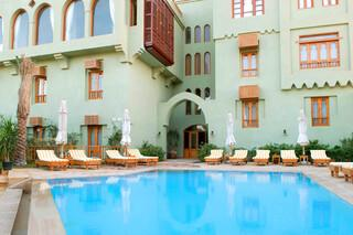 El Gouna, Ali Pasha, Poolbereich