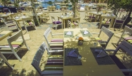El Gouna, Captain`s Inn, Steakhouse Terrasse