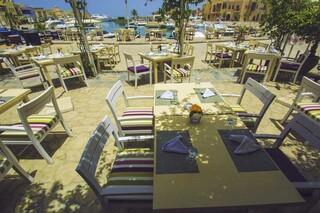 El Gouna, Captain`s Inn, Steakhouse Terrasse