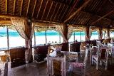 Kenia  Sands at Nomad, Beachrestaurant
