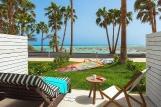Fuerteventura - Innside by Meliá Fuerteventura, The Studio Juniorsuite, Terrasse Garten