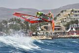 Lanzarote - Windsurfing Club Las Cucharas, Jump