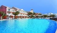 El Gouna, Mövenpick Resort & Spa, Aussenbereich mit Pool