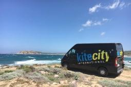 Porto Pollo - Kitecity, Eventbus