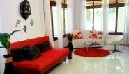 Parajuru - Casa Verde, Wohnbereich
