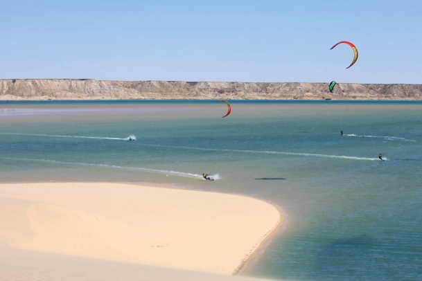 Dakhla Nord- ION CLUB, Kite Spot