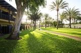 Fuerteventura - ROBINSON Club Jandia Playa, Garten und Pueblo