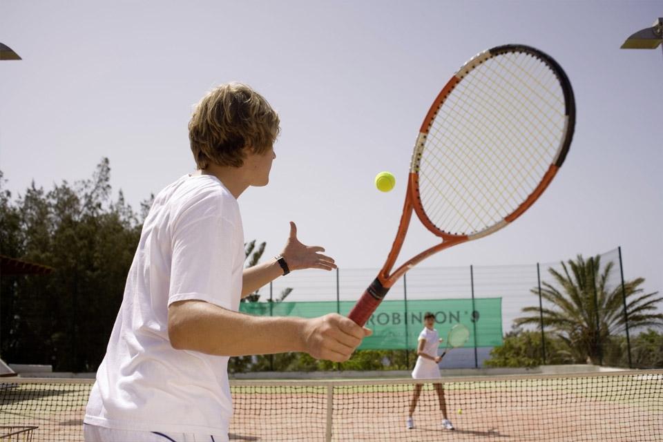 Fuerteventura - ROBINSON Club Esquinzo Playa, Tennis Kopie