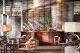 Prea - Rancho do Peixe, Restaurant und Barbereich innen