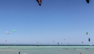 El Gouna, Kite-People, Kite Revier