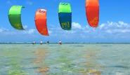 Mauritius Bel Ombre Lagoon Kiteaction