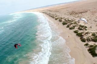 Kiteboarding Club Sal, Kitespot