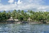 Bali -  Alam Anda, Blick vom Meer