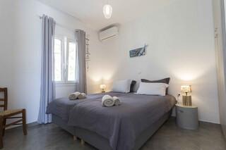 Naxos - Olga Apartments, Schlafzimmer