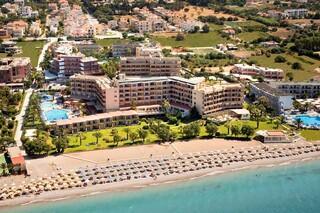 Rhodos Trianda - Sun Beach Resort, Luftaufnahme