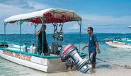 Bohol - Seaquest Dive Center, Dinghi