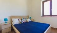 Stagnone Holiday Appartement Schlafzimmer
