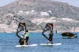 Naxos - Flisvos Lagunen Center, Kindersurfkurs
