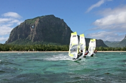 Le Morne - Surf Action