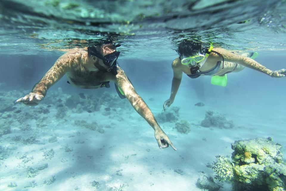 Soma Bay - ROBINSON Club, Schnorcheln Unterwasserwelt