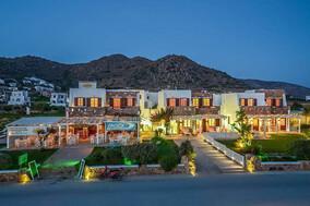 Mikri Vigla - Hotel Orkos Beach und Flisvos Kitecenter