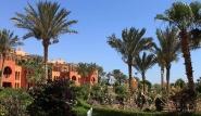 El Gouna, Steigenberger Golf Resort, Garten