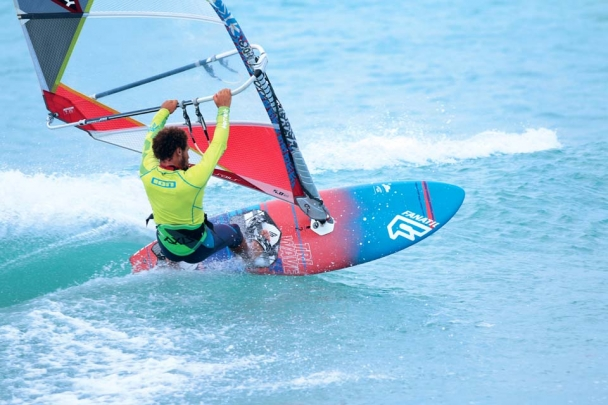 Sal - ION CLUB, Windsurf Action