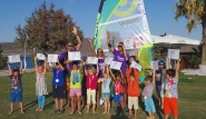 Alacati, ASPC, Endless Summer Kids Surf Camp, Juhu Urkunde