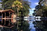 Bunaken -  Siladen Dive Resort, Pool mit Blick