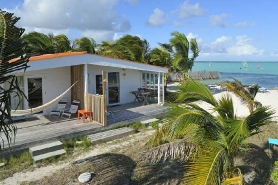Bonaire, Sorobon Beach Resort, Chalet Premium Beachfront