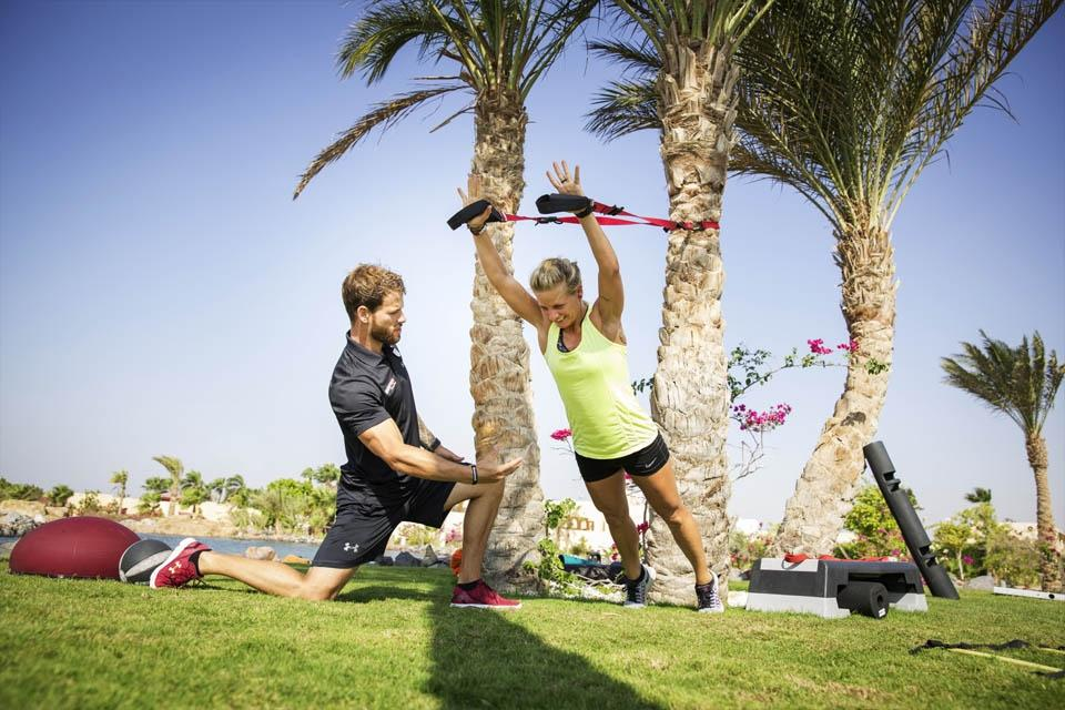 Soma Bay - ROBINSON Club, Personal Training