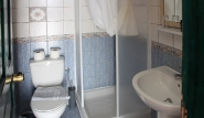 Hotel Naxos Beach, Beispielansicht Badezimmer