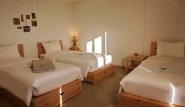Dakhla - Ocean Vagabond, Zimmerbeispiel Mehrbettzimmer