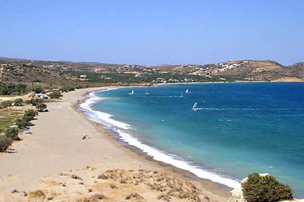 Kreta - Surf Revier
