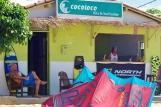 Galinhos, Cocoloco Kite Station