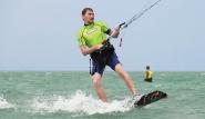 El Gouna - Kiteboarding-Club Event - Action auf dem Wasser