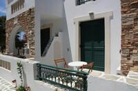 Hotel Naxos Beach, Balkone Richtung Pool