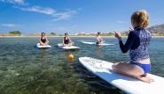 Naxos - SUP Yoga