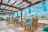 Safaga -  Shams Lodge, Restaurant und Beachbar