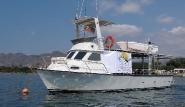 Ost-Timor - Boot Tauchbasis DTL