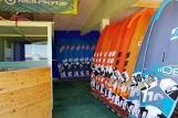 Dakhla Nord- Freak Windsurf Center, Reception und Material