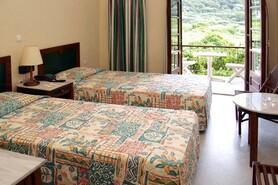 Samos - Hotel Kalidon, Zimmerbeispiel