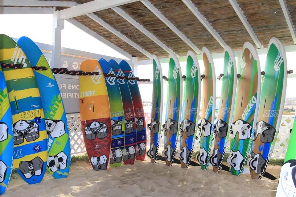 Sal - ION CLUB, Windsurfmaterial