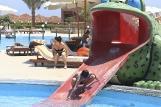 Marsa Alam - Three Corners Happy Life Beach Resort, Rutsche