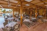 El Gouna - Steigenberger Golf Resort, Restaurant Terrasse
